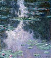 Water Lilies Monet Series Wikipedia