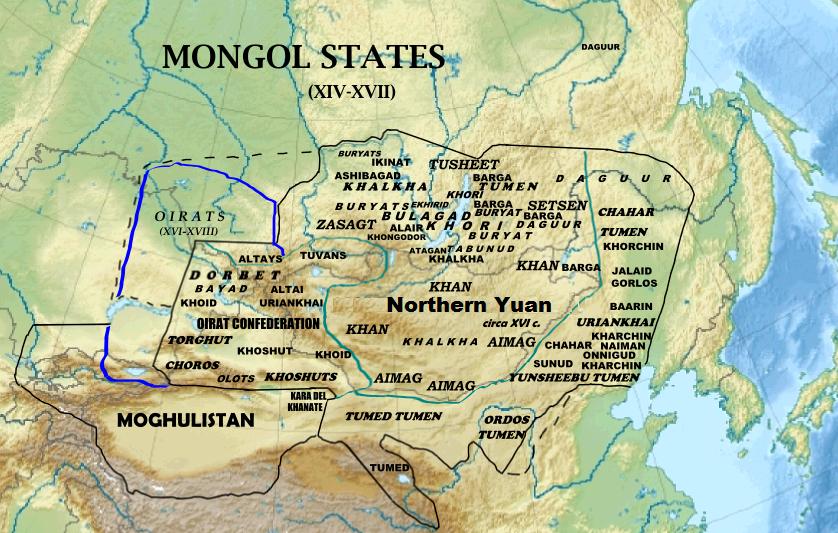Mongolia XVI