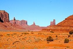 Navajo Nation landscape