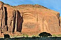 Monument Valley Arizona october 2012 sunrise view 2.jpg