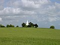 Monument and downland, Farley Mount - geograph.org.uk - 26201.jpg
