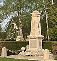 Monument aux morts de Montillot (Yonne, France) en 2019.jpg