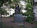 Monument to Horace Greeley, City Hall Park, Manhattan, New York (7237315508).jpg