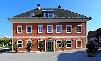 Moosburg, Austria - Town hall
