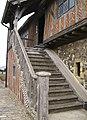 Moot Hall Stairway - geograph.org.uk - 463018.jpg