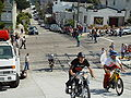 Moped race in San Francisco 23 September 2006 1.jpg