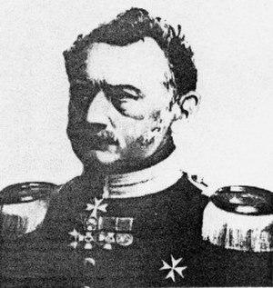 Moritz Karl Ernst von Prittwitz - Moritz von Prittwitz