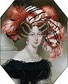 Moritz Michael Daffinger - Portrait of Countess Sidonie Potocka, née Princesse de Ligne.jpg