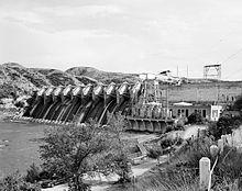 Morony Dam - Montana - 2007.jpg