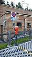 Morteratsch-power plant RePower-electro car charging station3.jpg