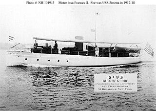 USS <i>Jimetta</i> (SP-878)