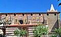 Mozaika kościoła w lloret de mar.JPG