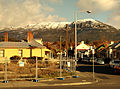 Mt Wellington with snow from Sandy Bay Rd.jpg