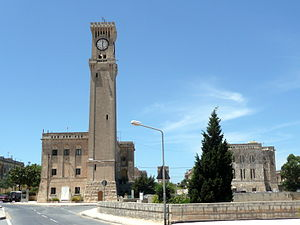 Mtarfa - Mtarfa Clock Tower