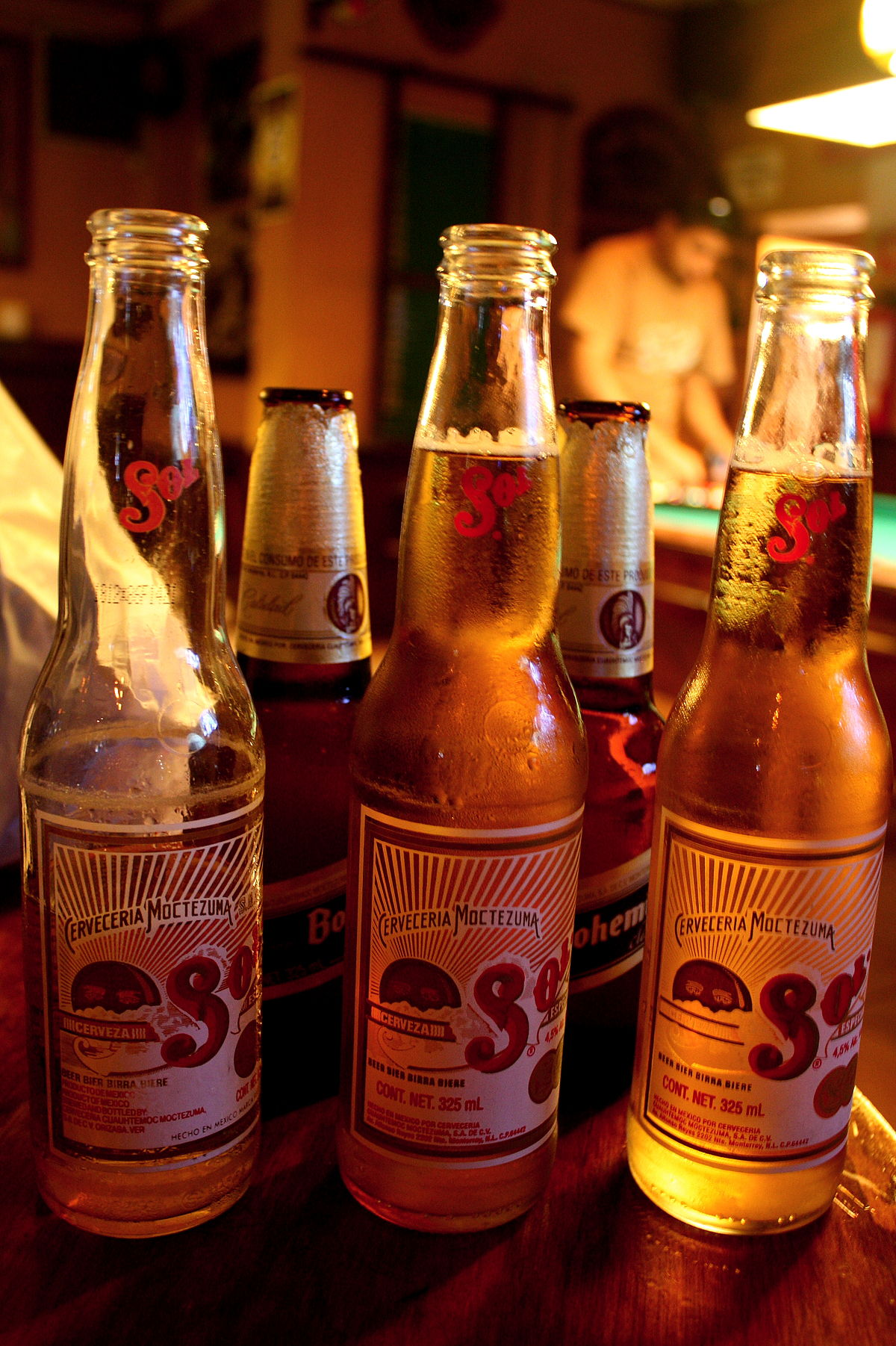 Sol (bière) — Wikipédia