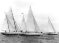 Muhu väina regatt 1958-start-haapsalu-lahel.png