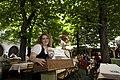 Munich - Pretzel seller in a beergarden - 5169.jpg