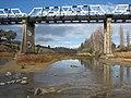 Murrumbidgee river tharwa bridge.jpg