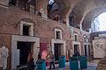 Museo dei Fori imperiali, Mercati di Traiano.jpg