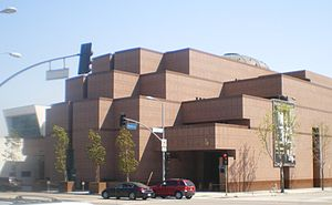 Museum of Tolerance - Image: Museum of Tolerance, Los Angeles, March 2008