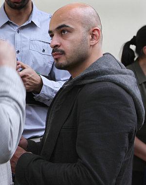 Mustafa Nayyem - Image: Mustafa Nayyem, Ambassador's residence