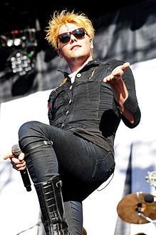 My Chemical Romance @ McCallum Park (5 2 2012) (6825192746).jpg