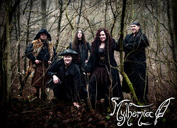 Fantasy Folk Band Mythemia