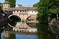 Nürnberg Henkerturm - Brücke 01.jpg