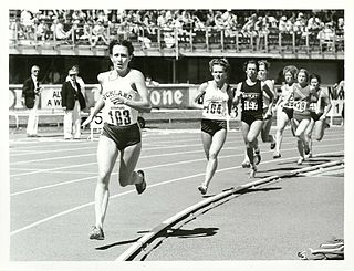 Anne Audain New Zealand middle- and long-distance runner