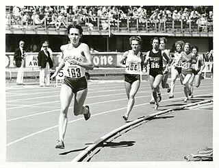 Anne Audain New Zealand runner