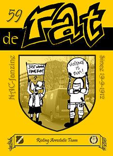 <i>NAC Fanzine De Rat</i>