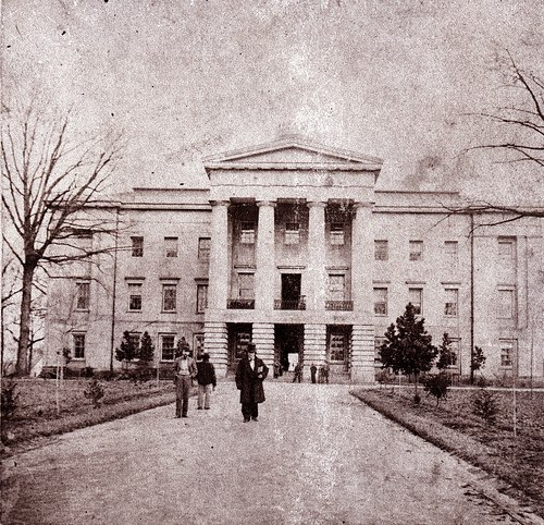 NC State Capitol 1861