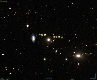 NGC 28 - NGC 28 SDSS