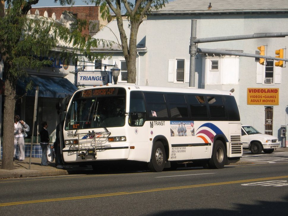 NJ Transit Nova RTS 2514