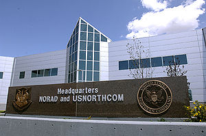 NORAD headquarters, Colorado USA