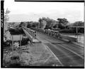NORTH PORTAL. VIEW TO SOUTH. - Holbrook Bridge, Spanning Little Colorado River at AZ 77, Holbrook, Navajo County, AZ HAER ARIZ,9-HOLB.V,1-5.tif