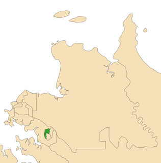 Electoral division of Drysdale