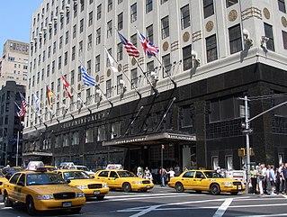 Bloomingdales American department store chain
