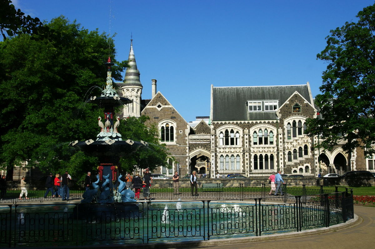 Teroris New Zealand Wikipedia: Christchurch