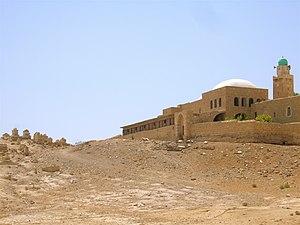 Nabi Musa, Palestine