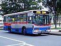 Nagasaki Bus Shimoōhashi bus stop.JPG