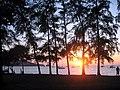 Naiyang Beach Sunset - panoramio.jpg