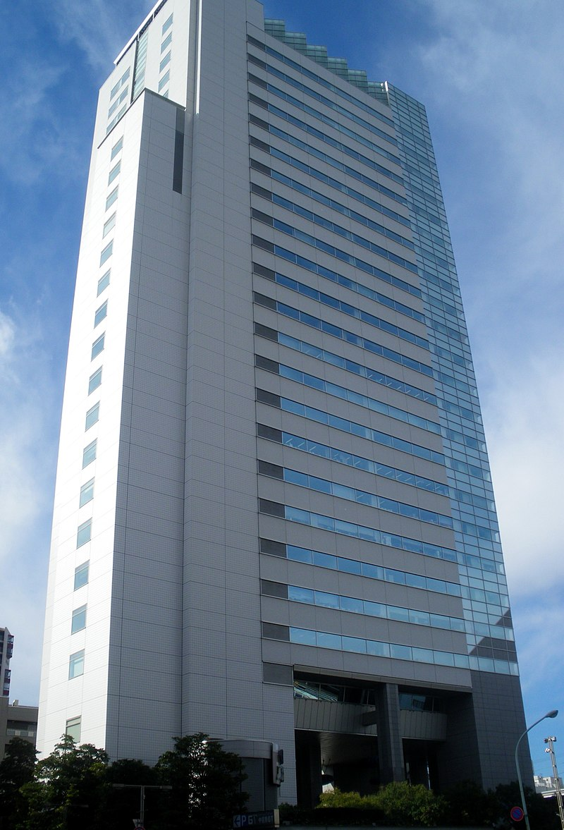 NakameguroGT tower.JPG