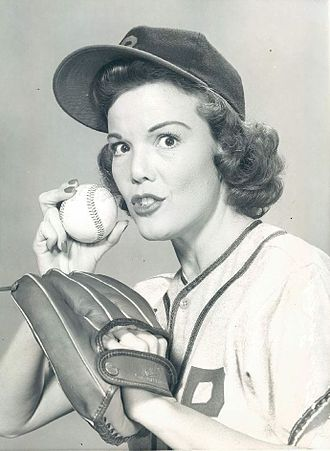 Nanette Fabray - Fabray in 1957