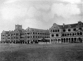 Shanghai Jiao Tong University - Nanyang Public School in 1898