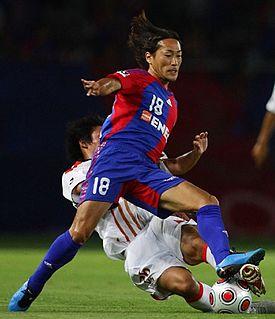 Naohiro Ishikawa Japanese footballer