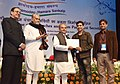 Narendra Singh Tomar presented the certificates at the inauguration of the National Conference of Sarpanches and Gram Panchayat Secretaries, in New Delhi (1).jpg