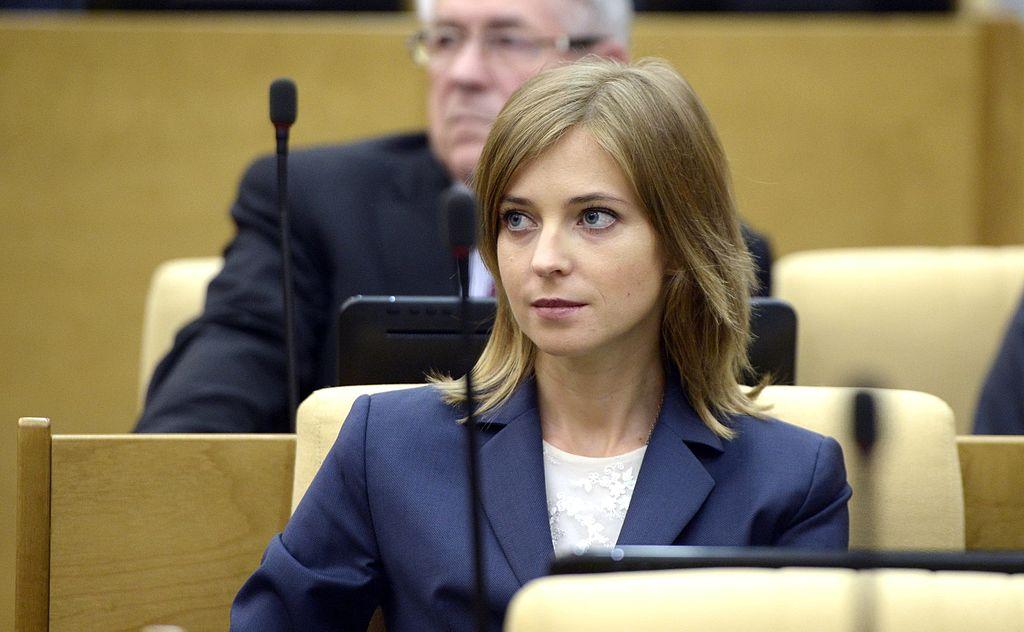 Наталья Поклонская озвучила главную проблему Крыма