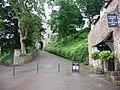 National Trust shop, and gateway - Dunster Castle - geograph.org.uk - 1702392.jpg