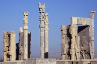 Nations Gate palace (kakh-e-darvaz-e-keshvarha) in Persepolis.tif